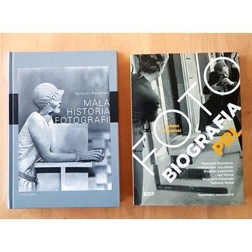 Fotografia, 2 książki, dwa tytuły