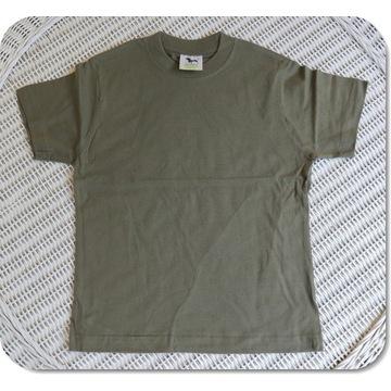 Koszulka ADLER Classic 160 khaki 122cm/6 lat NOWA