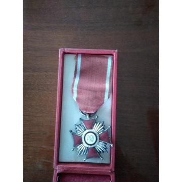 Order medal PRL