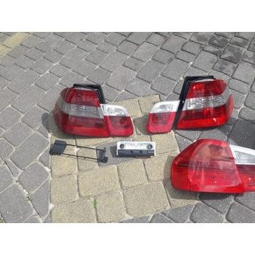 Lampy do e90, zderzak e90 , kierunkowskazy e46