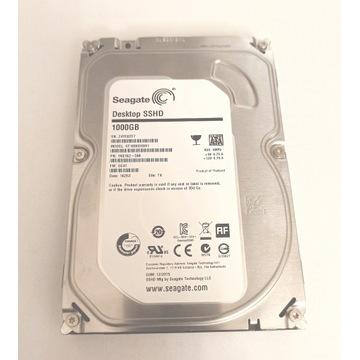 Seagate SSHD 1TB, 64mb 7200obr SATA III Hybryda Wa