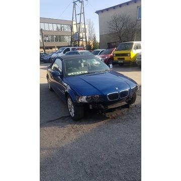 Bmw e46 Topasblau Metalic Maska Kabriolet Coupe