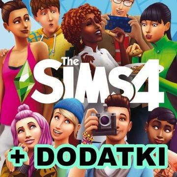 THE SIMS 4 | + DODATKI | EDYCJA LIMITOWANA