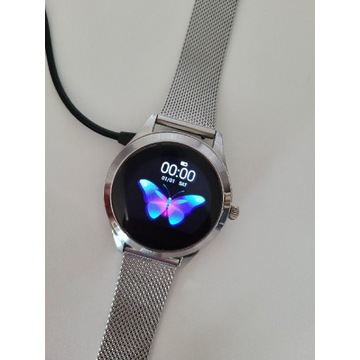 Smartwatch Silver