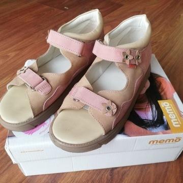 MEMO buty Sandały Sandałki rozmiar 37