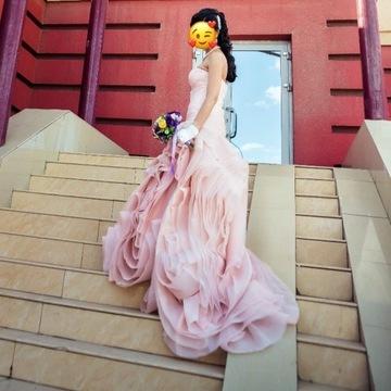 """Oryginalna suknia ślubna Vera Wang z kol. """"White"""""""