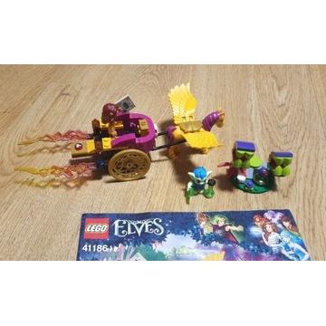 Lego elves 41186 Azari i leśna ucieczka gobinów