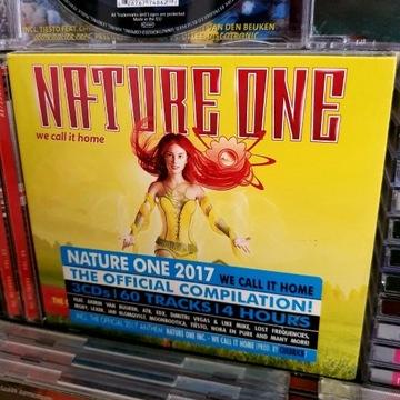 Nature One 2017 We Call It Home (3CD) Nowa w folii