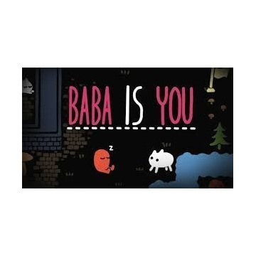 Baba is you klucz STEAM