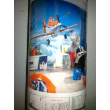 Fototapeta samoloty Disney 368x254 - nowa