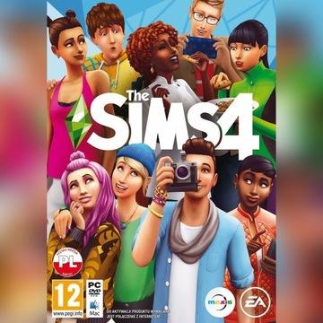 Cyfrowe The Sims 4 + 8 dodatków + 6 pakietów -50%!