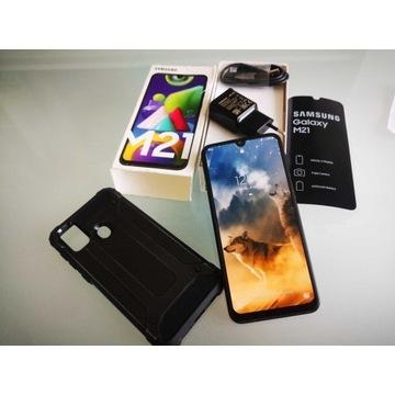 """Samsung GAALAXY M21 4/64GB 6.4"""" Czarny"""