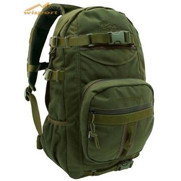 Plecak Wisport Forester 28l z kieszenią na broń