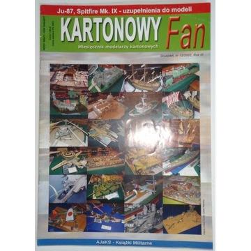 Kartonowy Fan 2002/12