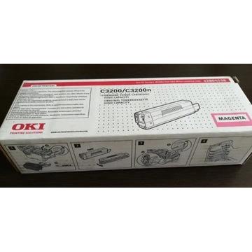 Toner OKI C3200 Magenta oryginalny 3000 str.