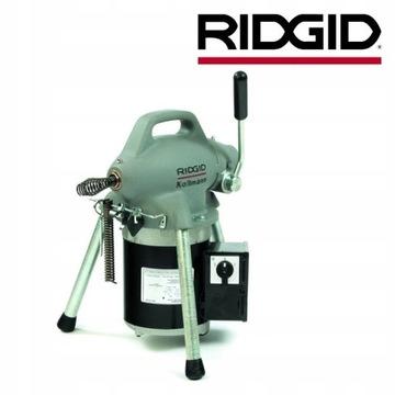 PRZEPYCHACZ DO RUR ŻMIJKA elektryczna RIDGID K-50