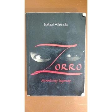 Zorro. Narodziny legendy Isabel Allende
