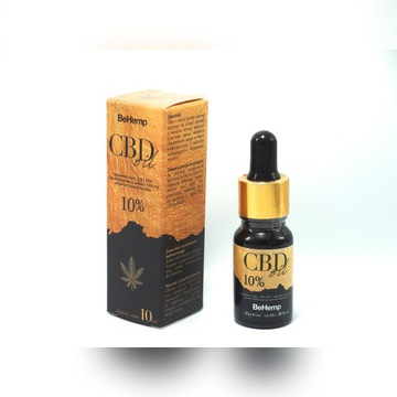 Olejek CBD 10% 10ml Behemp