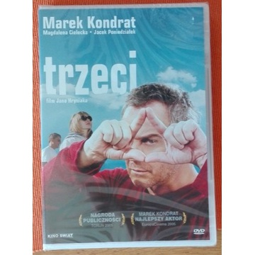Trzeci (2004) Kondrat Cielecka Poniedziałek DVD