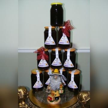 Miód Wrzosowy z Poigonu Świętoszów