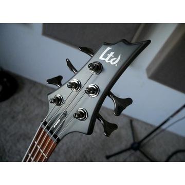 ESP LTD B-205 NOWA!!! Gitara Basowa Bas d'addario