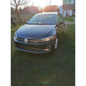 VW polo VI 2020r nowe