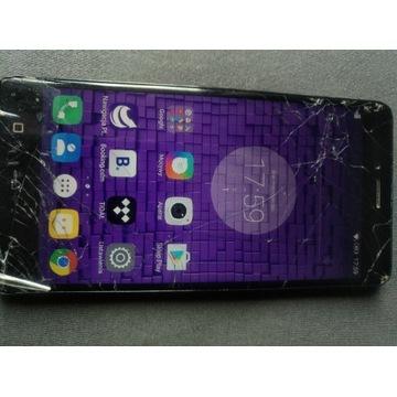 Smartfon Lenovo K6 Note 3GB/32 GB srebrny k53a48