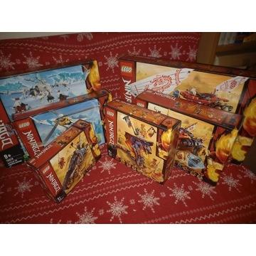Lego Ninjago  70672, 70673, 70674, 70675, 70677...