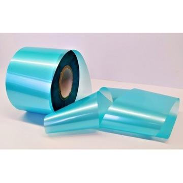Folia Transparentna ROLKA niebieska do paznokci
