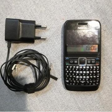 Telefon Nokia E63 używany, bez simlocka