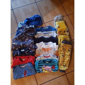 Ubrania dla chłopca r. 68-74