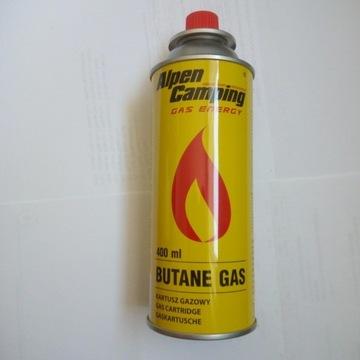 Kartusz gazowy