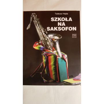 T. Hejda  -  Szkoła na saksofon