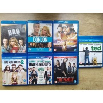 Zestaw Filmów Blu Ray - Komedie - Bad Neighbours