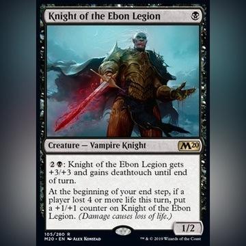 Knight of the Ebon Legion  - Core 2020