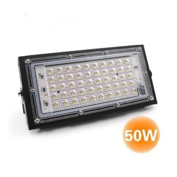 Lampa LED światło halogenowe 50W. Licytacja od 1zł