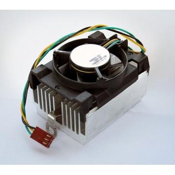 Chłodzenie procesora Pentium 3, Pentium III