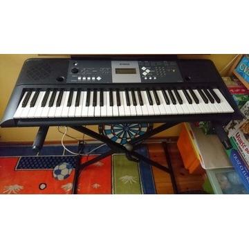 Keyboard YAMAHA YPT-230 ze stojakiem