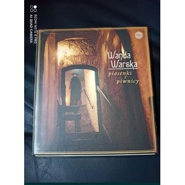 Wanda Warska piosenki z piwnicy 2004