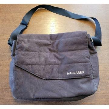 Torba MacLaren do wózka dziecięcego + termobag