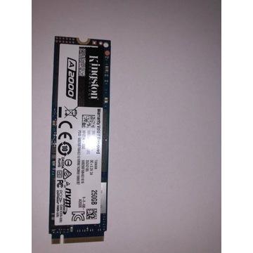 Kingston A2000 M.2 Pci-e NVMe 250GB SSD