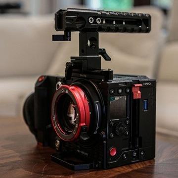 Kinefinity MAVO 6K Kamera filmowa, RED Epic FV23%