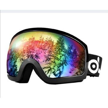 Gogle narciarskie snowboard Odoland
