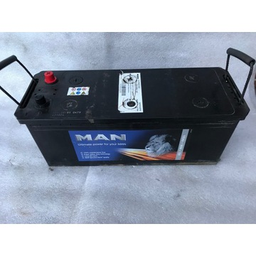 Akumulator MAN 155Ah 900A