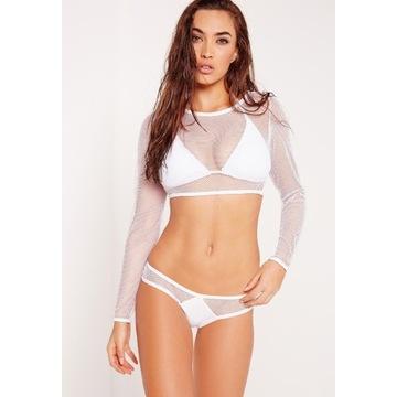 Piękny sexy 3 częściowy strój bikini 36 MISSGUIDED