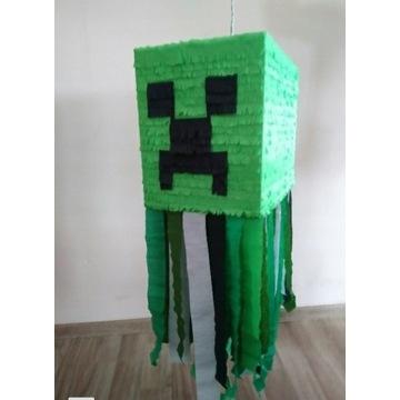 Zestawy piniata+kij  jak Minecraft