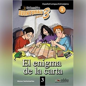 Aventuras para 3 - El enigma de la carta + CD