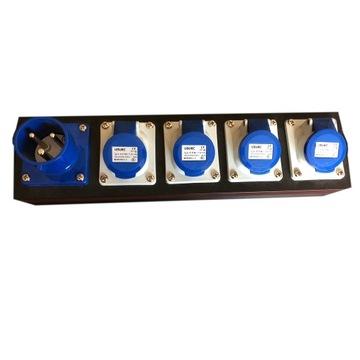 Rozgałęźnik mocy prądowy AUE2280G1 8000W 32A