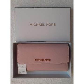 Portfel Michael Kors oryginalny nowy 100% skóra