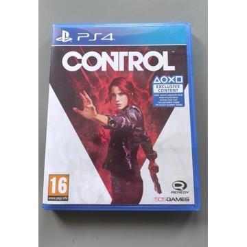 Control GRA PS4 PL